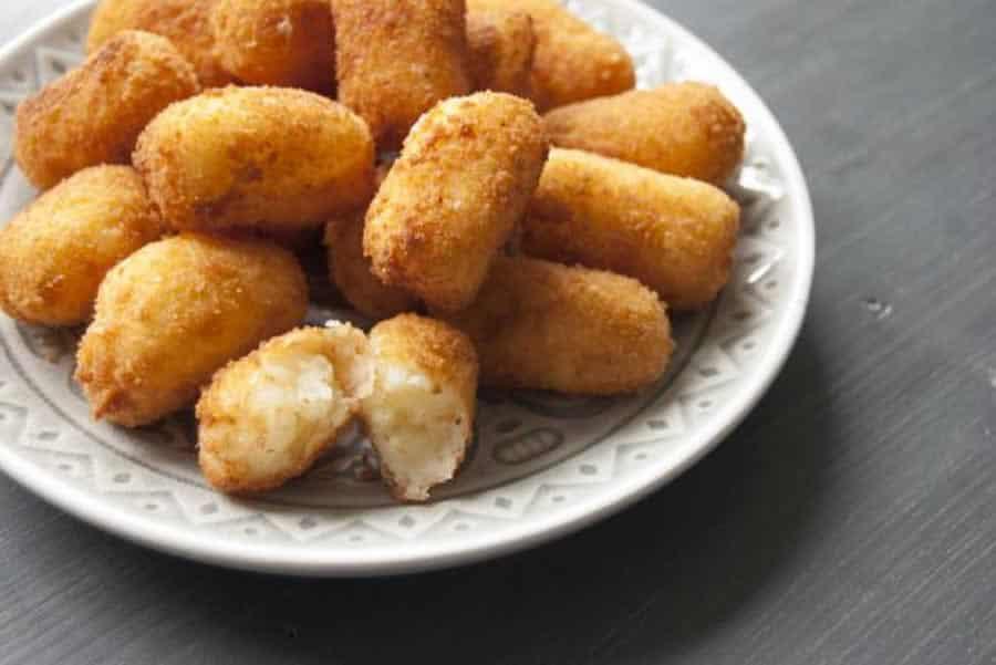 Croquettes purée et poulet au thermomix