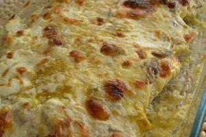 Gratin de dinde aux tomates séchées et mozzarella