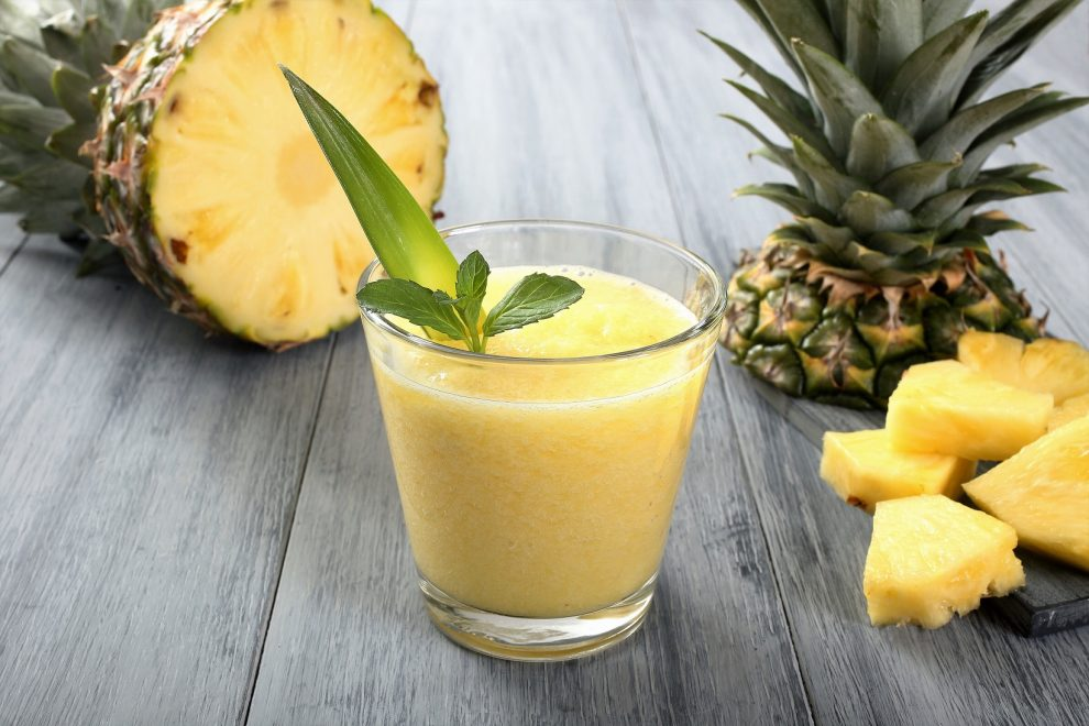 Lassi ananas au thermomix