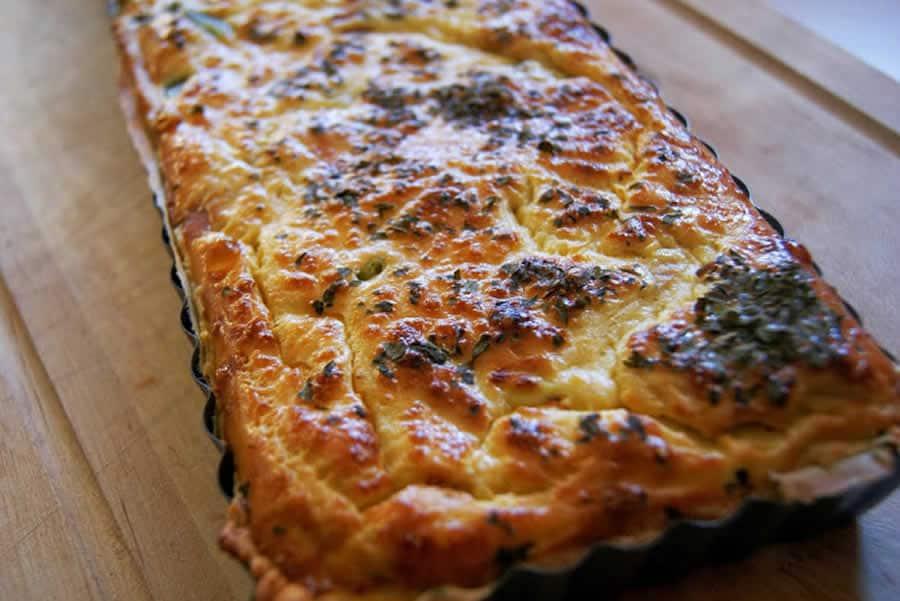 Cake Au Thon Concentr Ef Bf Bd De Tomate