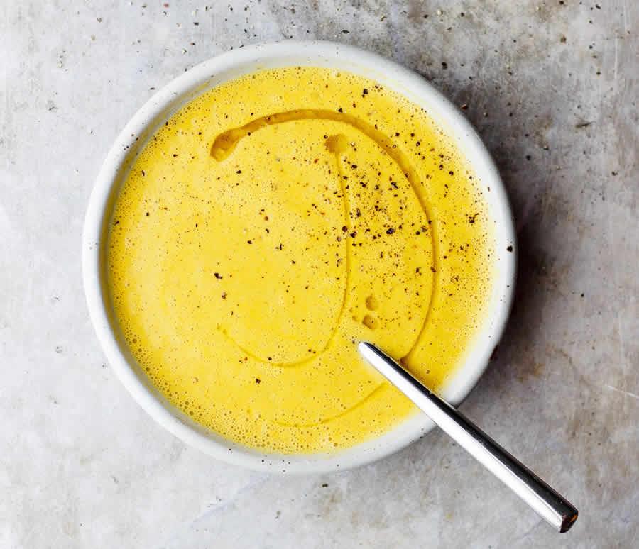 Soupe de maïs au thermomix