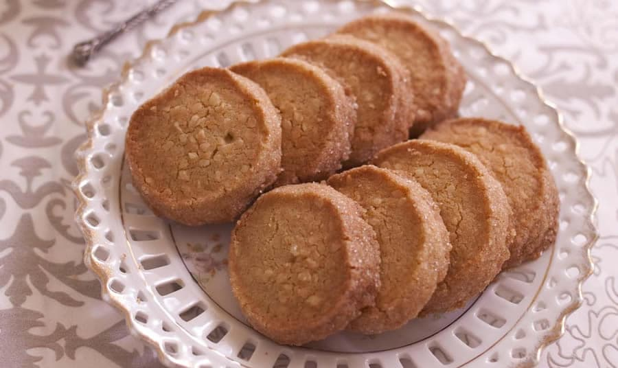 Biscuits Aristocrate au thermomix