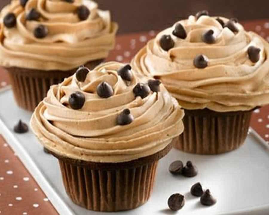 Cupcake café au thermomix