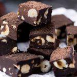 Fudge chocolat noisettes au thermomix