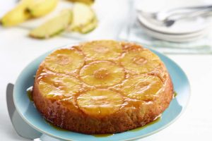 Gâteau à l'ananas au thermomix