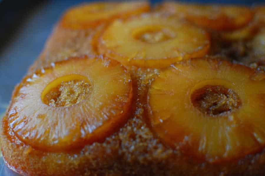 G teau renvers l 39 ananas au thermomix recette thermomix - Gateau simple thermomix ...