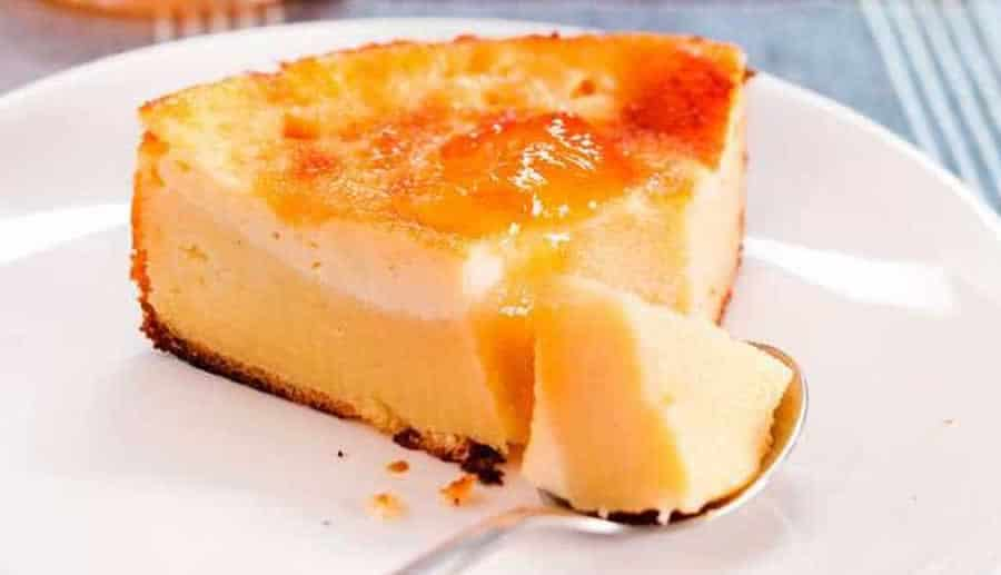 Millassine ou tarte au flan au thermomix