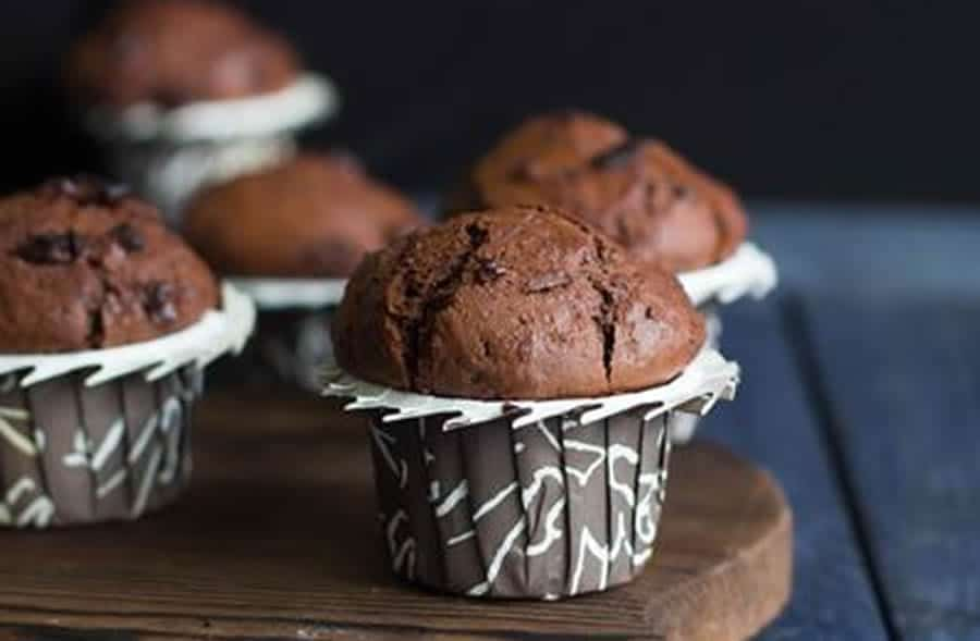 Muffins aériens chocolat au thermomix