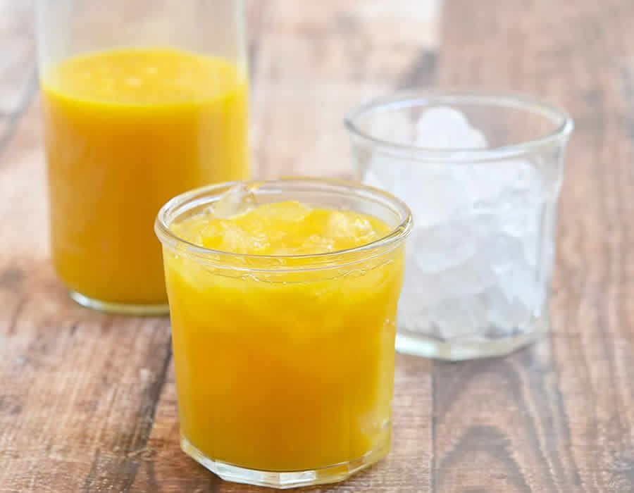 Nectar de Mangue au thermomix