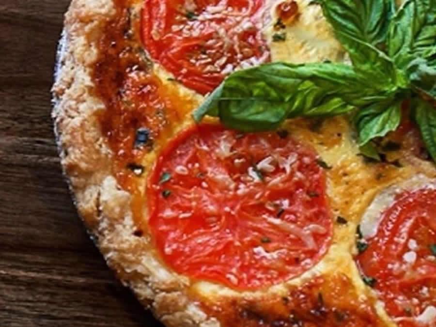 Quiche à la tomate au thermomix