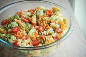 Salade de torsades recette WW