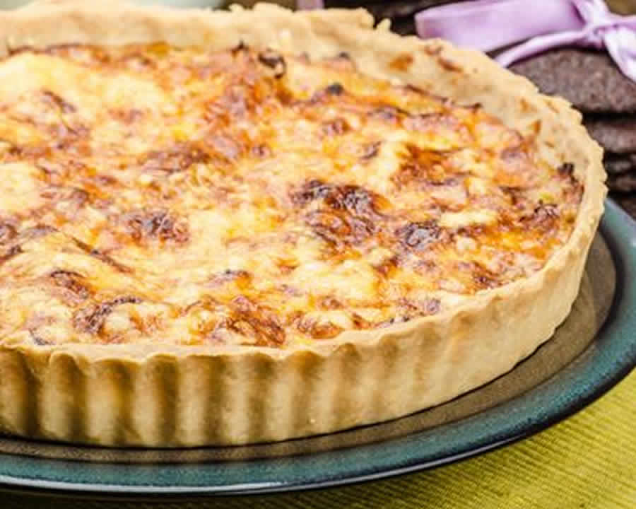 Tarte au Beaufort au thermomix