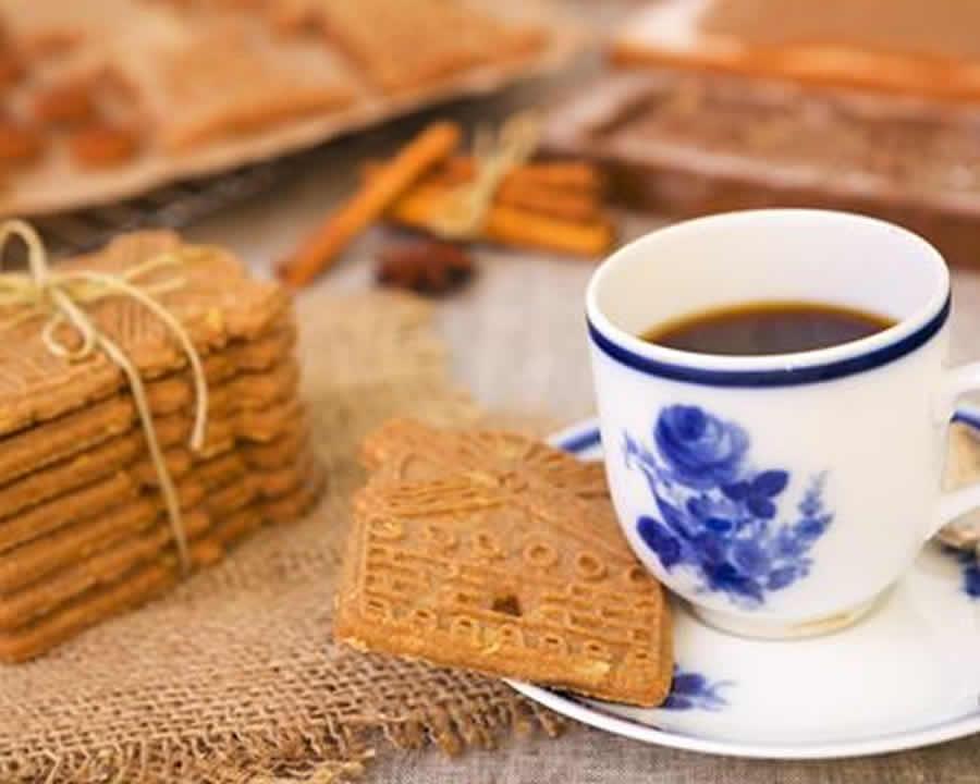Biscuits spéculoos fait maison au thermomix