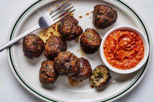 Boulettes de viande aux épices au thermomix
