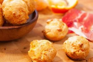 Choux au fromage au Thermomix