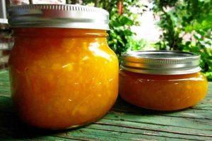 Confiture d'ananas à la vanille au thermomix