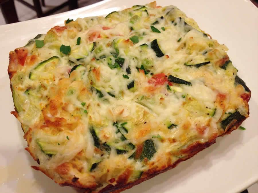 Quiche aux Légumes sans pâte au thermomix