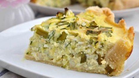 Cake Sal Ef Bf Bde Poireaux