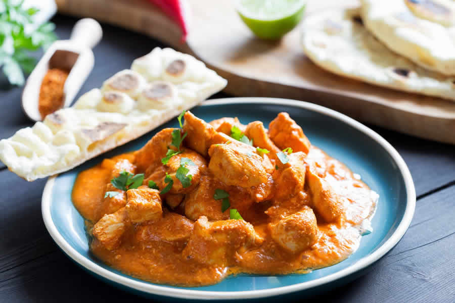 Butter Chicken au thermomix