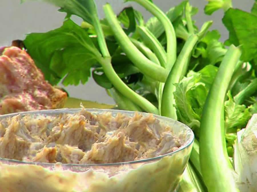 Crème d'anchois au thermomix