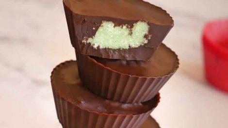 Gâteau au chocolat et noix de coco au thermomix