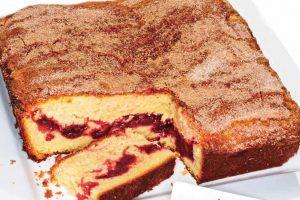 Gâteau aux cerises au thermomix