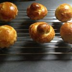 Mini brioche vegan au thermomix
