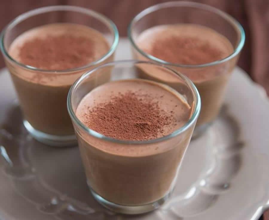 Mousse chocolat et spéculoos au thermomix