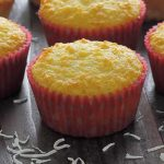 Muffin citron-coco au thermomix