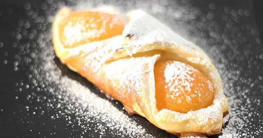 Oranais, Croissants aux abricots au thermomix