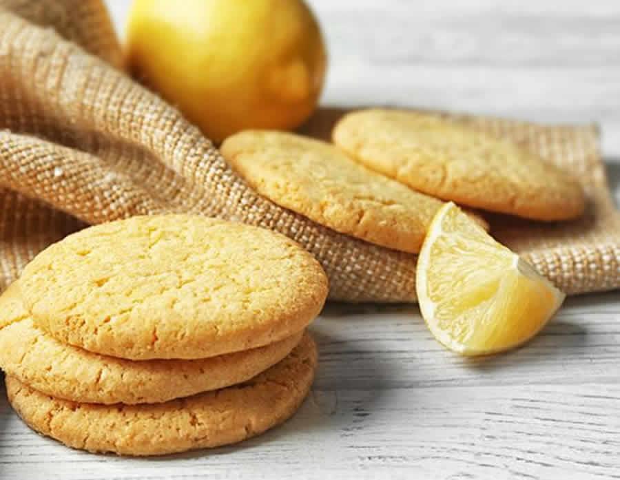 Sablés au citron au Thermomix