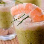 Verrines asperges saumon au Thermomix