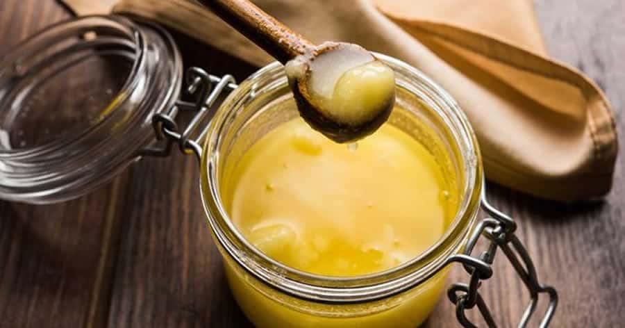Beurre clarifié maison au thermomix