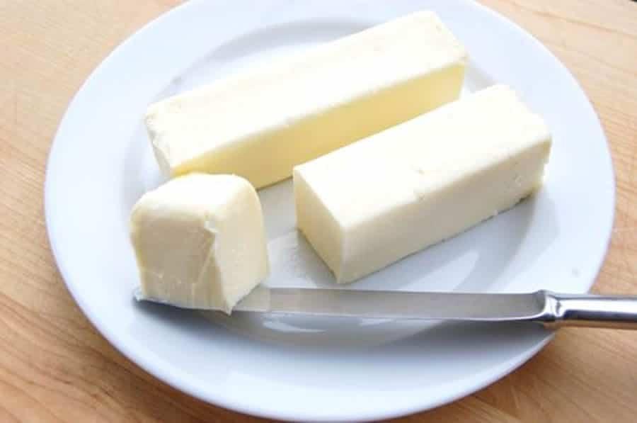 Beurre doux fait maison au thermomix