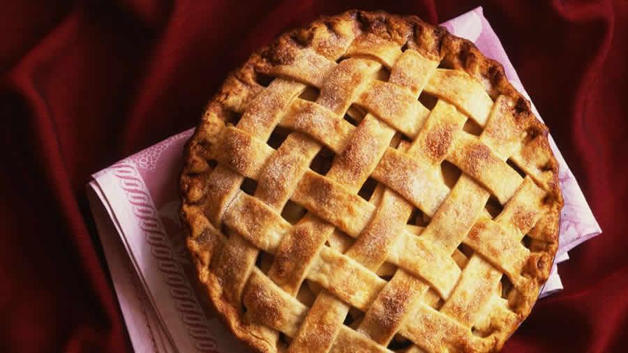 Apple pie au thermomix