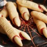 Doigts de sorcière à croquer pour Halloween au thermomix