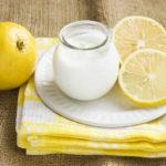 Yaourts au soja et au citron au thermomix