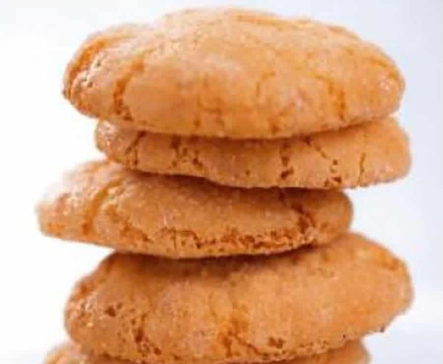 Biscuits Aux Amandes au thermomix