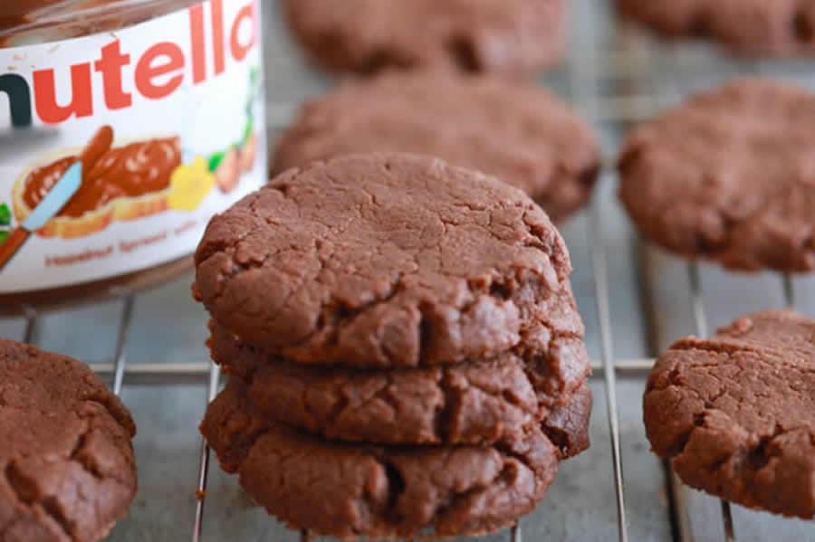 Cookies au Nutella au thermomix