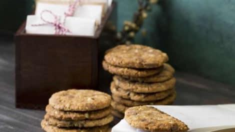 Cookies maison aux morceaux de chocolat au thermomix
