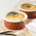 Crème aux œufs à la vanille au thermomix