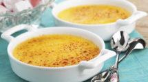 Crème brûlée de potimarron aux épices au thermomix
