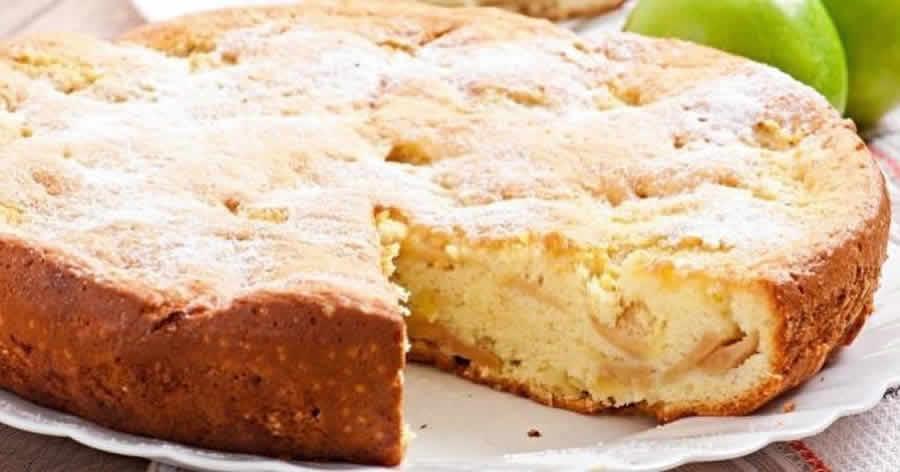 Gâteau pépère aux pommes au thermomix
