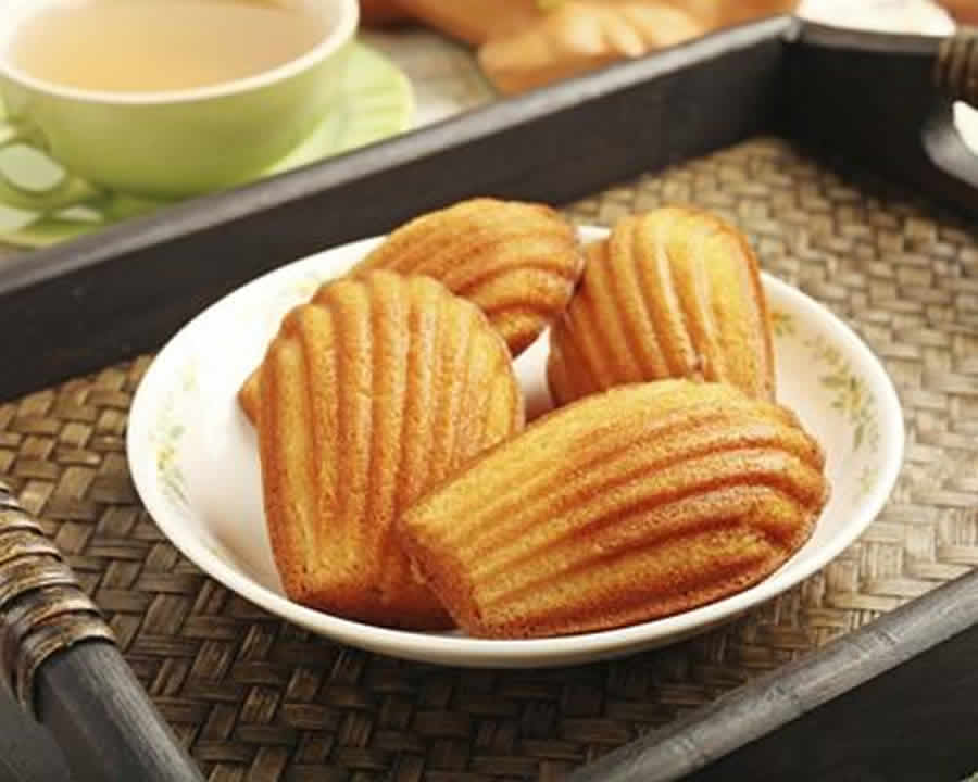 Madeleines de Commercy au thermomix
