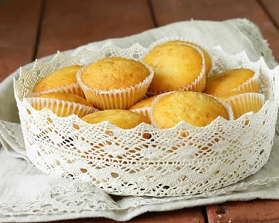Muffins nature au thermomix