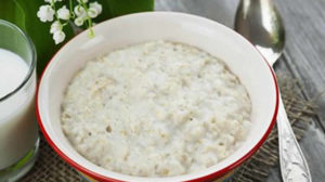 Porridge à l'avoine au thermomix