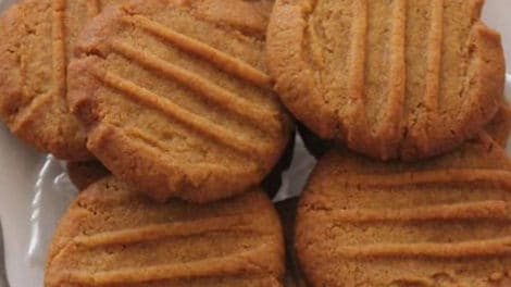 Biscuits au gingembre au thermomix