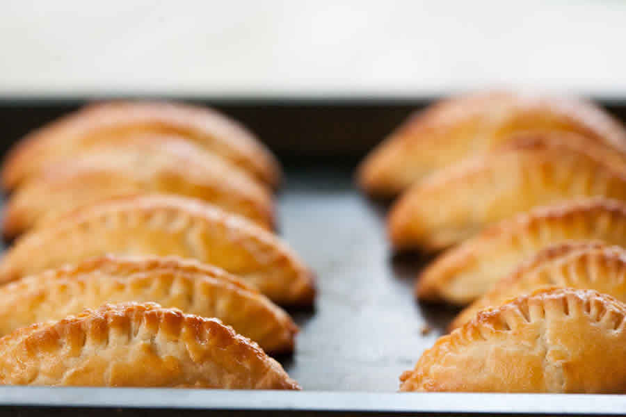 Empanadillas ou Chaussons au Thon au thermomix