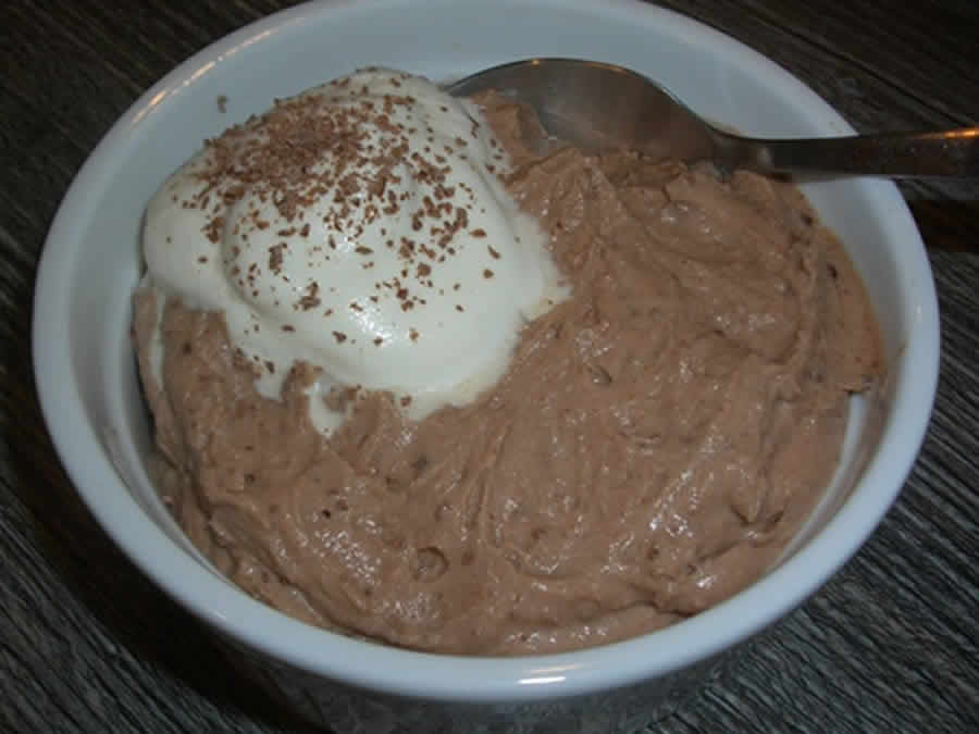 Mousse à la crème de marrons au thermomix