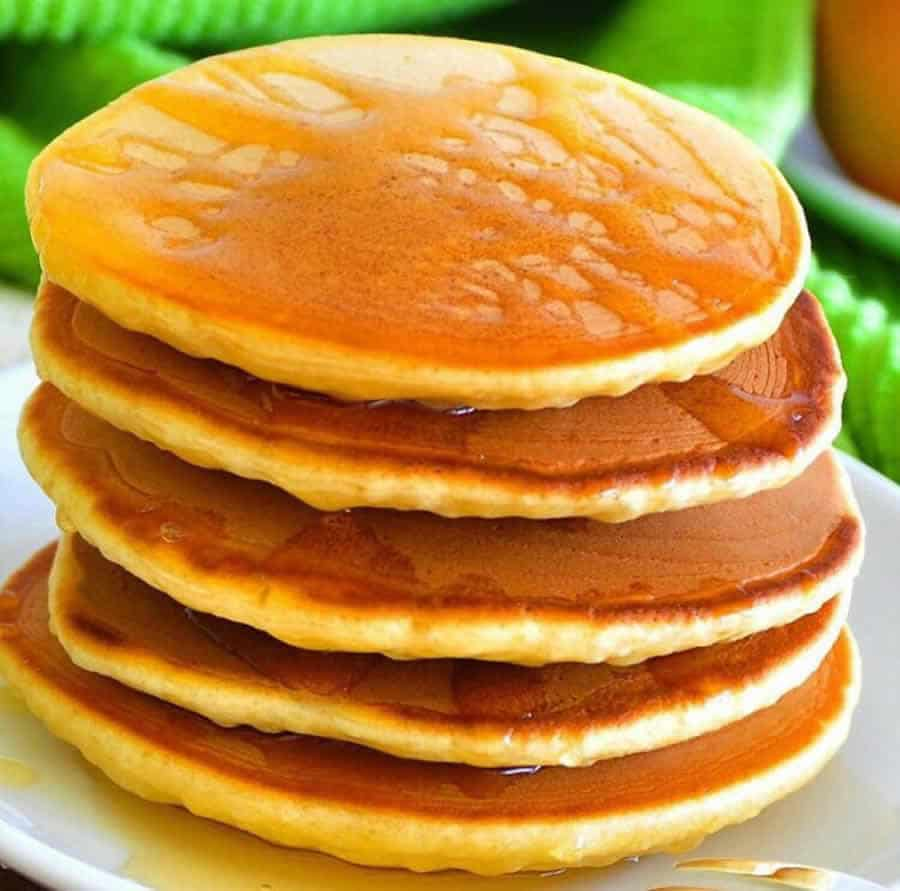 Pancakes moelleux au thermomix